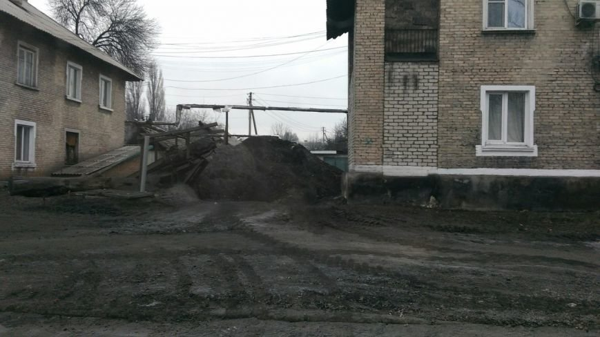 Куда делись коммунальщики Белозерского? (фото) - фото 1