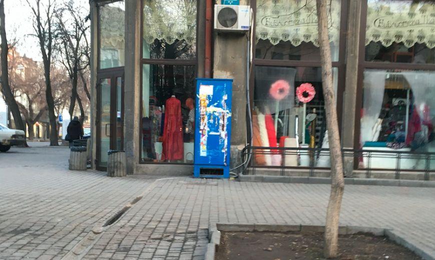 В центре Одессы на распределительном шкафе проявился силуэт Хана Соло (ФОТО) (фото) - фото 1