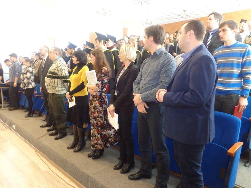 В ДонНТУ Красноармейска прошла церемония вручения дипломов магистрам вуза (фото) - фото 27