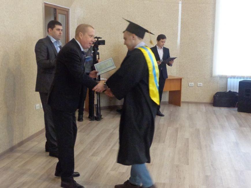 В ДонНТУ Красноармейска прошла церемония вручения дипломов магистрам вуза (фото) - фото 12