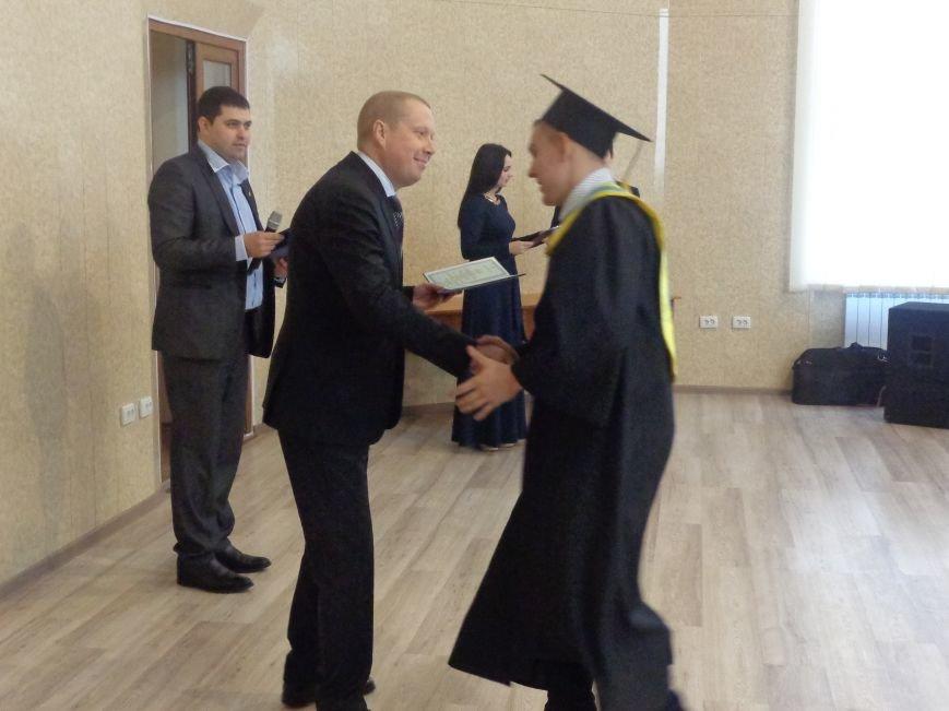 В ДонНТУ Красноармейска прошла церемония вручения дипломов магистрам вуза (фото) - фото 13