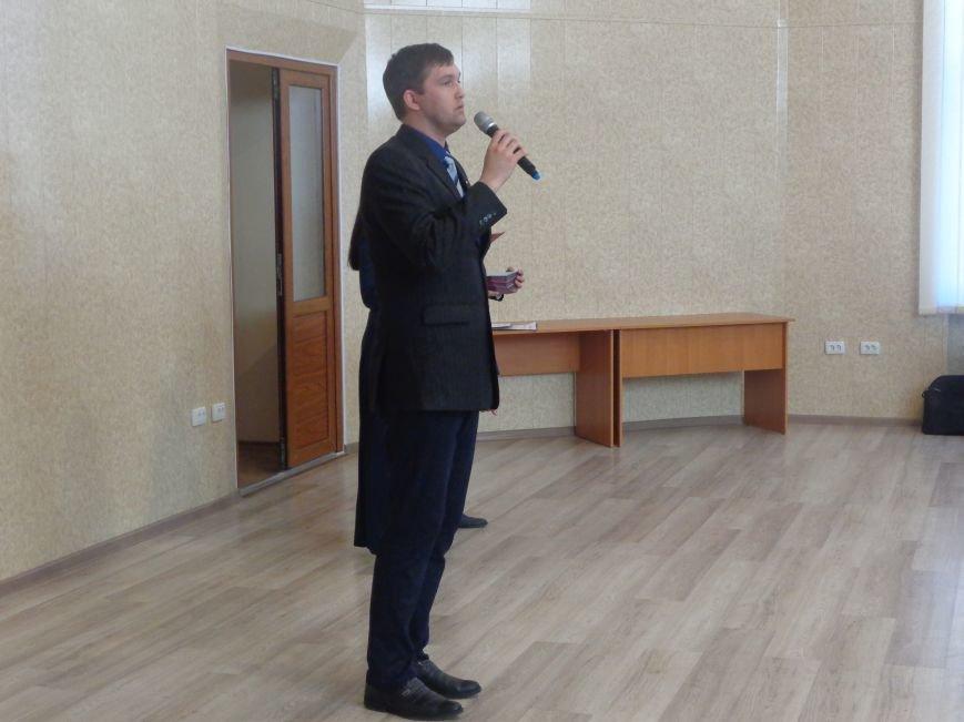 В ДонНТУ Красноармейска прошла церемония вручения дипломов магистрам вуза (фото) - фото 21