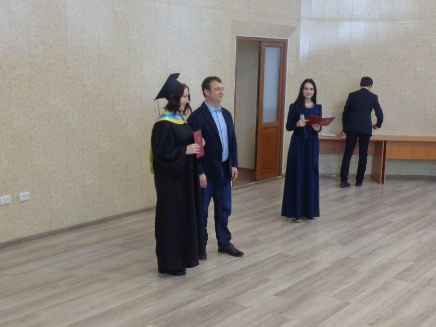В ДонНТУ Красноармейска прошла церемония вручения дипломов магистрам вуза (фото) - фото 11