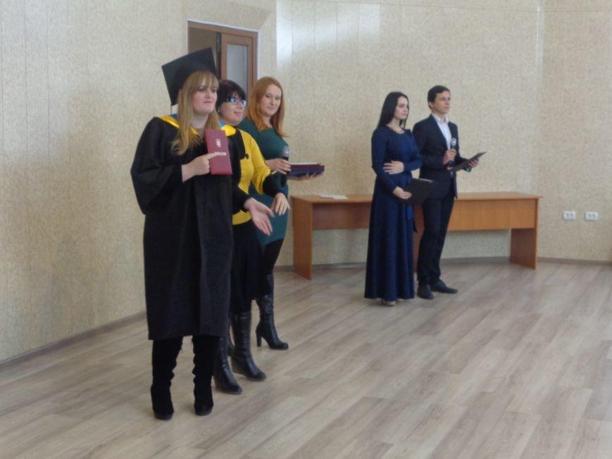 В ДонНТУ Красноармейска прошла церемония вручения дипломов магистрам вуза (фото) - фото 23
