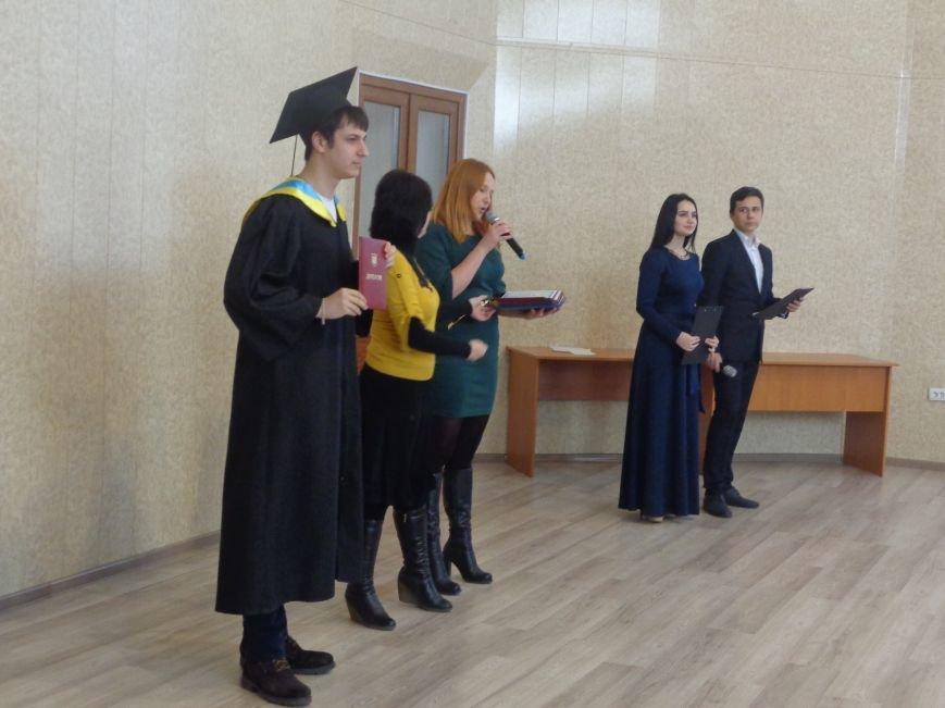 В ДонНТУ Красноармейска прошла церемония вручения дипломов магистрам вуза (фото) - фото 25