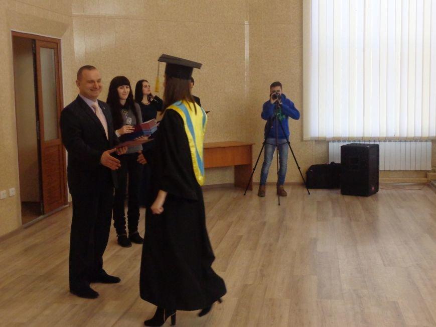В ДонНТУ Красноармейска прошла церемония вручения дипломов магистрам вуза (фото) - фото 18