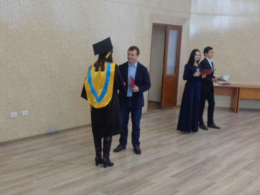 В ДонНТУ Красноармейска прошла церемония вручения дипломов магистрам вуза (фото) - фото 10