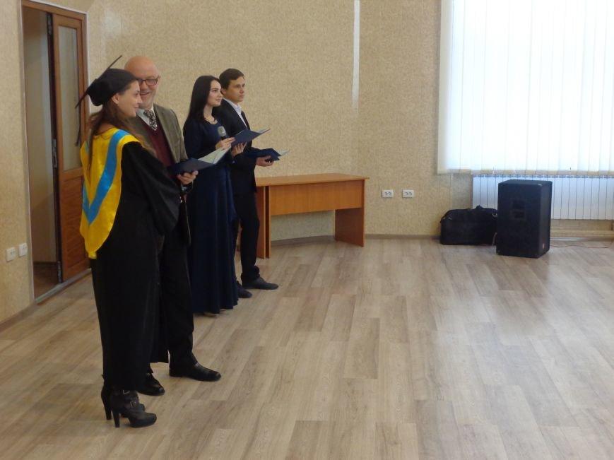 В ДонНТУ Красноармейска прошла церемония вручения дипломов магистрам вуза (фото) - фото 15