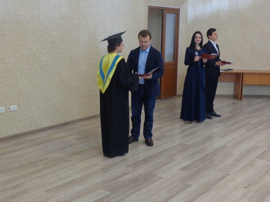 В ДонНТУ Красноармейска прошла церемония вручения дипломов магистрам вуза (фото) - фото 8