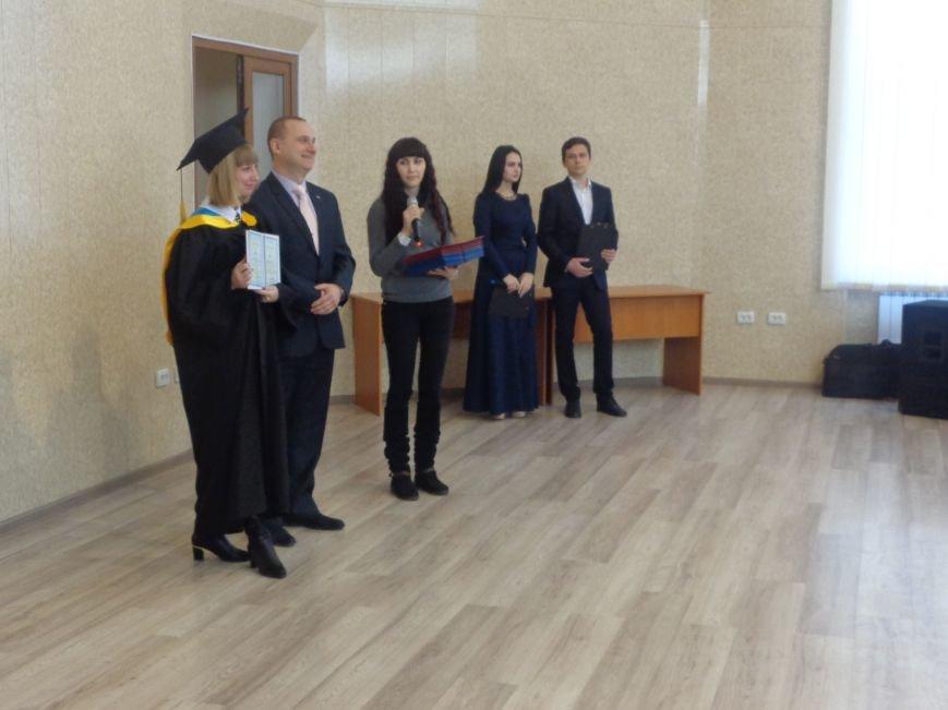 В ДонНТУ Красноармейска прошла церемония вручения дипломов магистрам вуза (фото) - фото 19