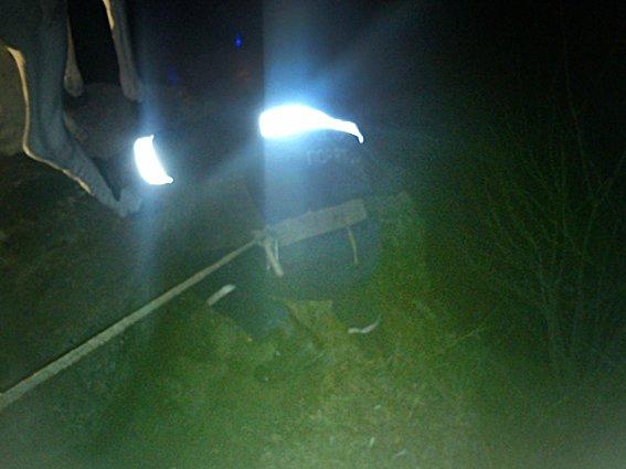 На Хмельниччині дівчина намагалася зістрибнути з 36-метрової скелі (Фото), фото-1