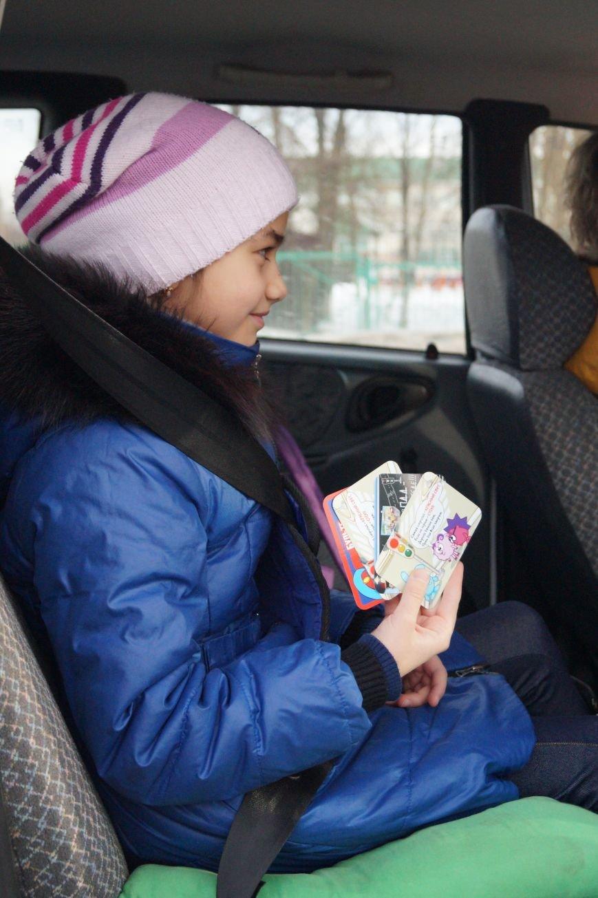 В ТиНАО сотрудники ДПС провели рейд «Ваш пассажир-ребенок» (ФОТО) (фото) - фото 1