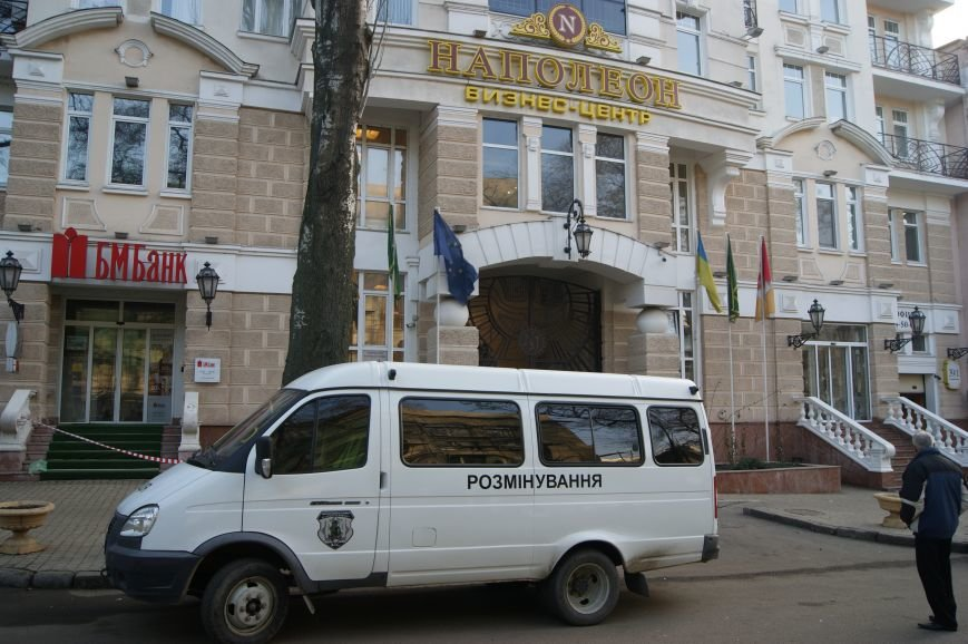 80e120c97e1aead1f8d361de437689bd Из-за телефонных хулиганов в Одессе не ходят троллейбусы и перекрыта улица