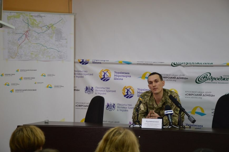 Як військові допомогають мешканцям Луганскої області (ФОТО) (фото) - фото 1