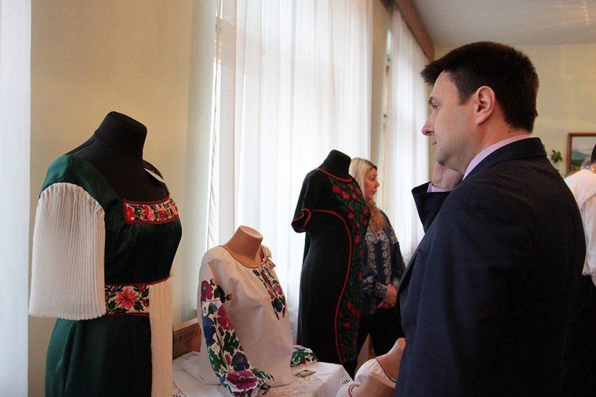 Прикарпатські майстри презентували власні вироби декоративно-ужиткового мистецтва (ФОТО), фото-2