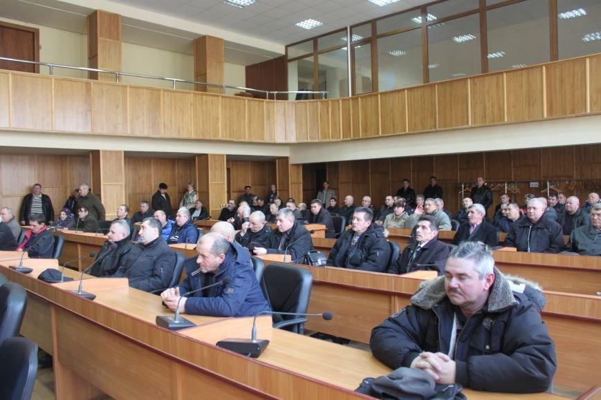 В Ужгородській міській раді відбулась зустріч із ветеранами Афганістану (Фото) (фото) - фото 4