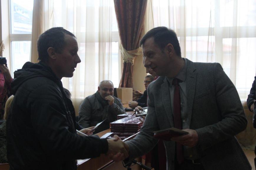 В Ужгородській міській раді відбулась зустріч із ветеранами Афганістану (Фото) (фото) - фото 3