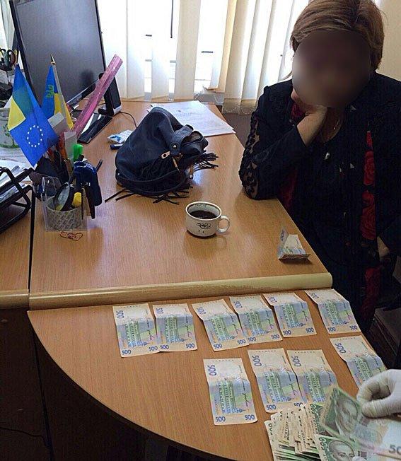 Сотрудницу Инспекции по защите прав потребителей в Одессе задержали на взятке в 25,5 тысяч (ФОТО) (фото) - фото 1