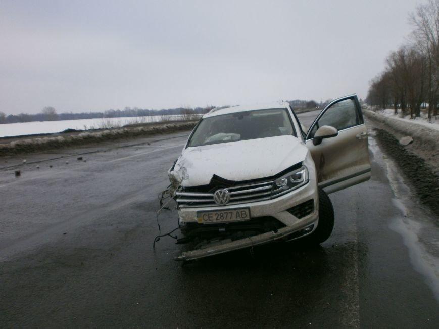 Страшная авария на Полтавщине: 1 человек погиб, 2 в больнице (фото) - фото 2