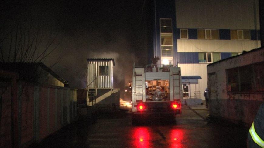 У Хмельницькому вночі на Гречанах горіли гаражі (Фото), фото-3