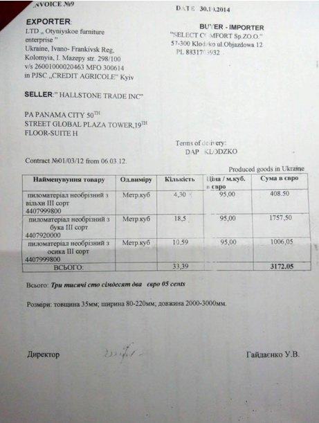 Як із Прикарпаття експортують дрова за ціною ділової деревини (фото) - фото 3