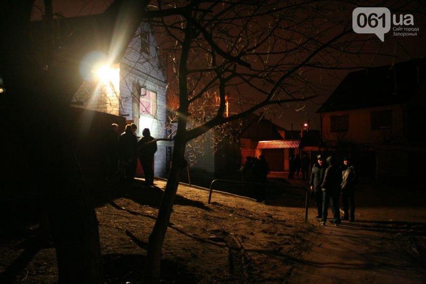 В Запорожье из гранатомета обстреляли частный дом: пострадал днепродзержинец (фото) - фото 3