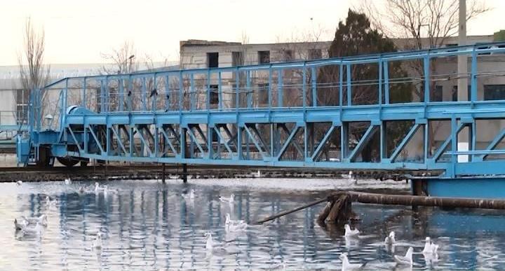 20607b86ced61b3e2b6ffe7fe6fc72bb В Одессе в модернизацию очистных сооружений вложено порядка 9 миллионов гривен