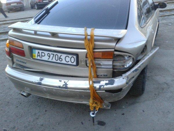 В Запорожье ищут свидетелей ДТП, в котором пострадало двое человек, - ФОТО (фото) - фото 4