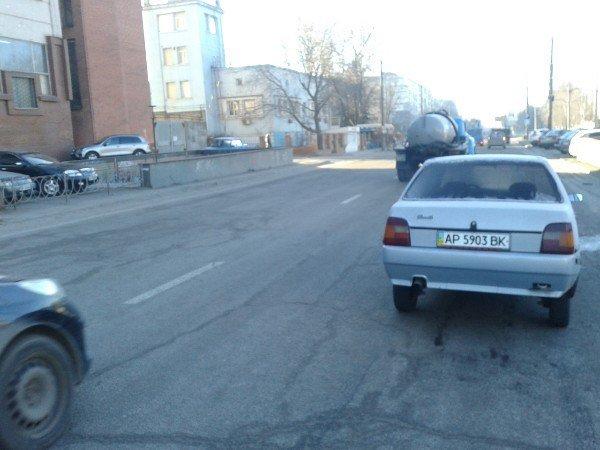 В Запорожье ищут свидетелей ДТП, в котором пострадало двое человек, - ФОТО (фото) - фото 3