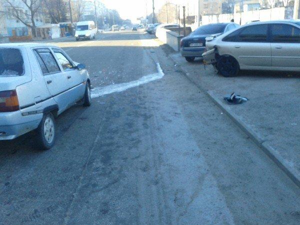 В Запорожье ищут свидетелей ДТП, в котором пострадало двое человек, - ФОТО (фото) - фото 5