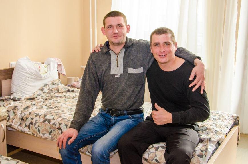 В реабилитационном центре помогли первым 30 бойцам АТО (ФОТО) (фото) - фото 4