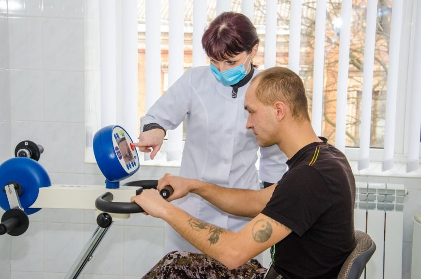 В реабилитационном центре помогли первым 30 бойцам АТО (ФОТО) (фото) - фото 5
