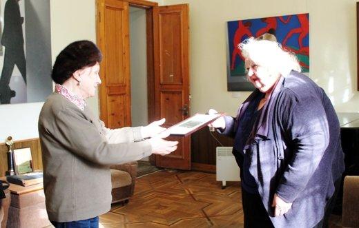 Одесский музей Леонида Утесова получил в дар ценный экспонат (ФОТО) (фото) - фото 1