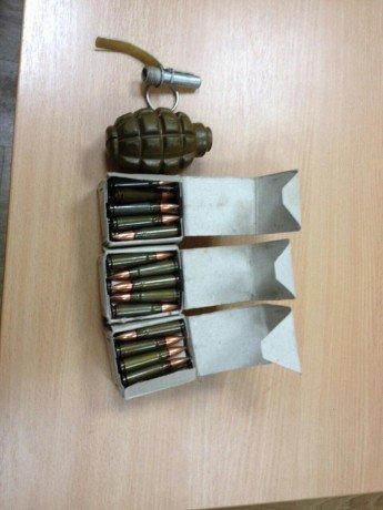 Из Днепропетровска в Тернополь поставляли оружие из зоны АТО: фотографии, фото-2