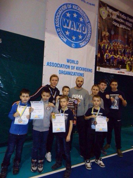 Ильичевцевы успешно выступили на открытом Кубке Украины по кикбоксингу (+ФОТО) (фото) - фото 2