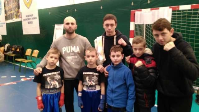 Ильичевцевы успешно выступили на открытом Кубке Украины по кикбоксингу (+ФОТО) (фото) - фото 3