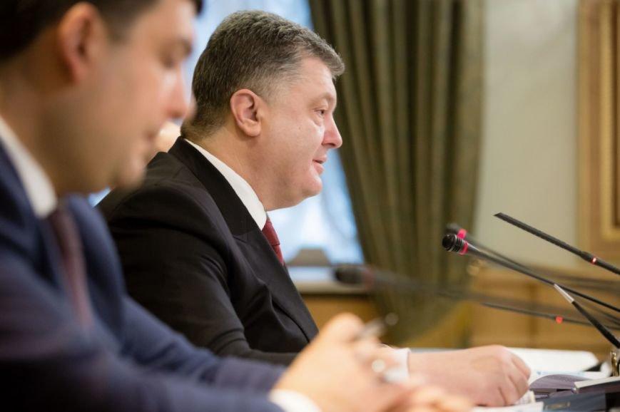 Президент обязал власти Николаевщины помогать военнослужащим в зоне АТО (ФОТО) (фото) - фото 3