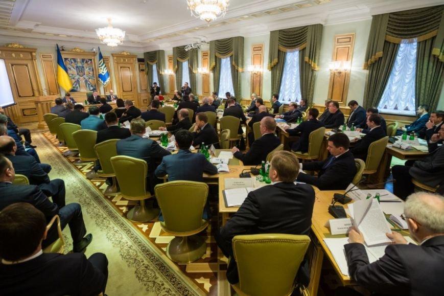 Президент обязал власти Николаевщины помогать военнослужащим в зоне АТО (ФОТО) (фото) - фото 1