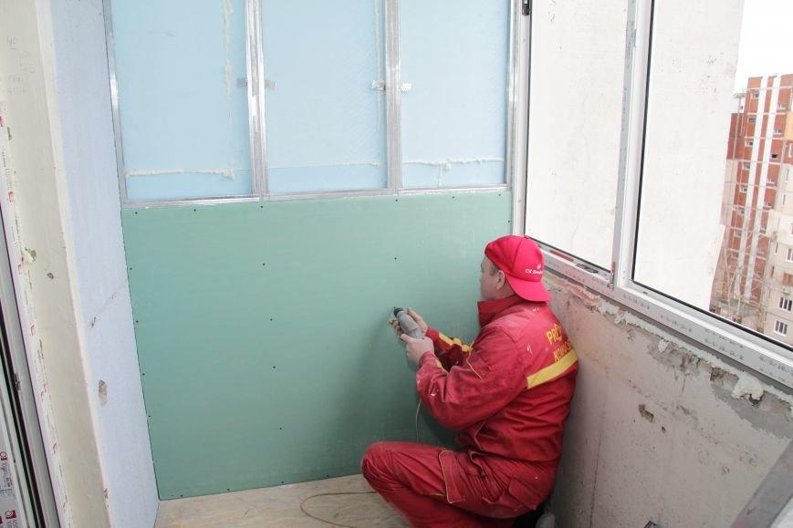 otdelka-balkona-gipsokartonom
