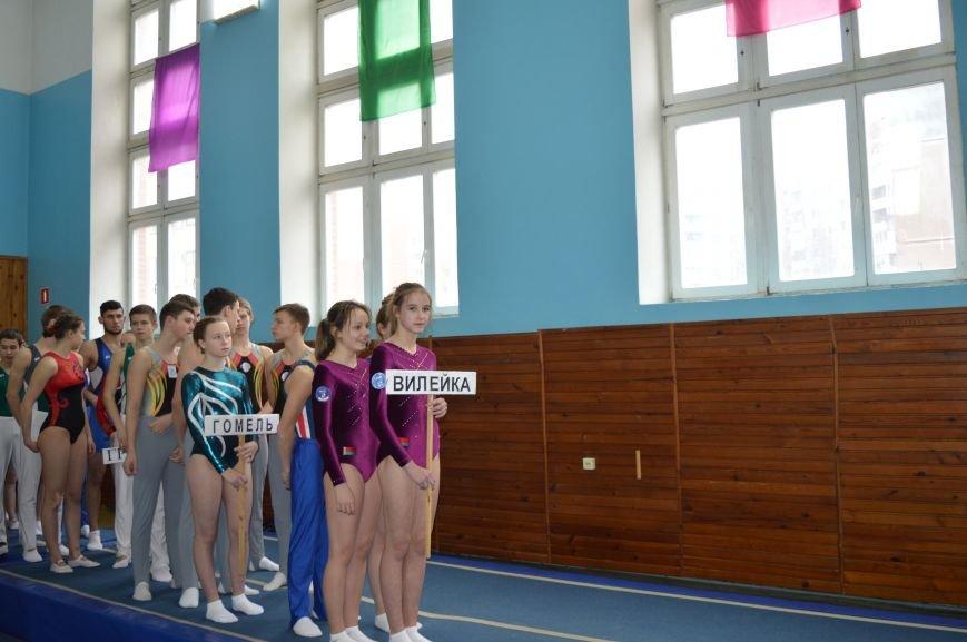 В Витебске стартовал республиканский турнир по прыжкам на батуте, фото-1