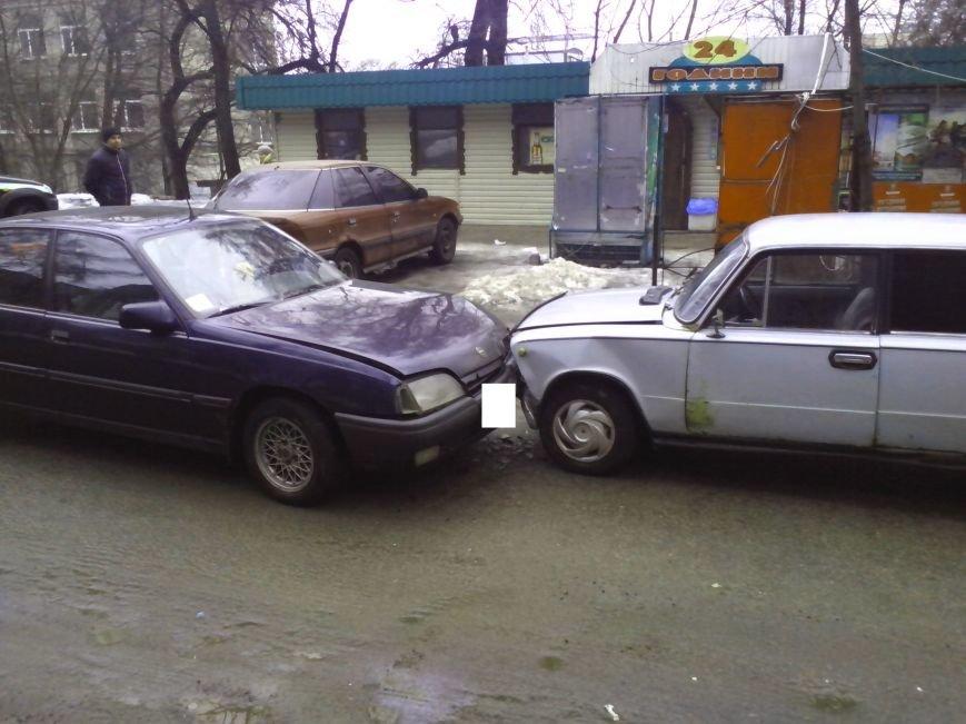 В Днепродзержинске произошло ДТП на улице Бойко (фото) - фото 2