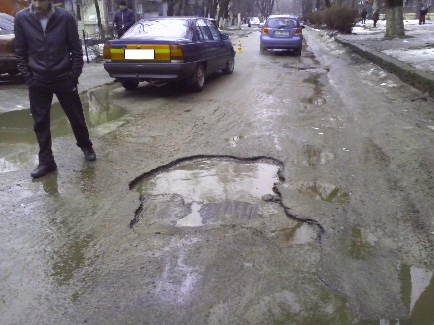 В Днепродзержинске произошло ДТП на улице Бойко (фото) - фото 4
