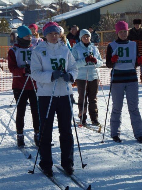 «Лыжня России» в южной части Полевского (фото) (фото) - фото 1