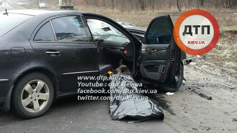 Под Киевом в лобовом ДТП погибла женщина, ребёнок в реанимации (ФОТО), фото-3