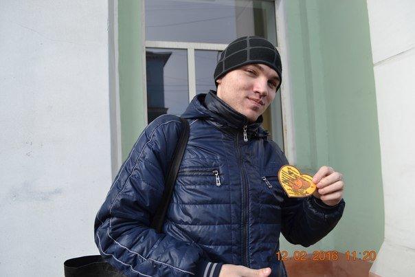 Волонтеры поздравили жителей Макеевки с Днем Валентина (фото) - фото 4
