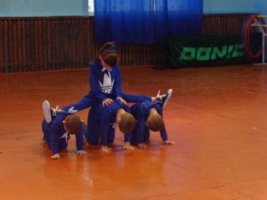 В Красноармейске прошли захватывающие и зрелищные соревнования по чирлидингу (фото) - фото 13