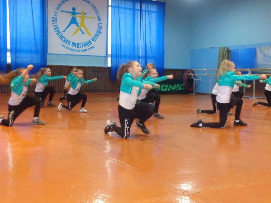В Красноармейске прошли захватывающие и зрелищные соревнования по чирлидингу (фото) - фото 14