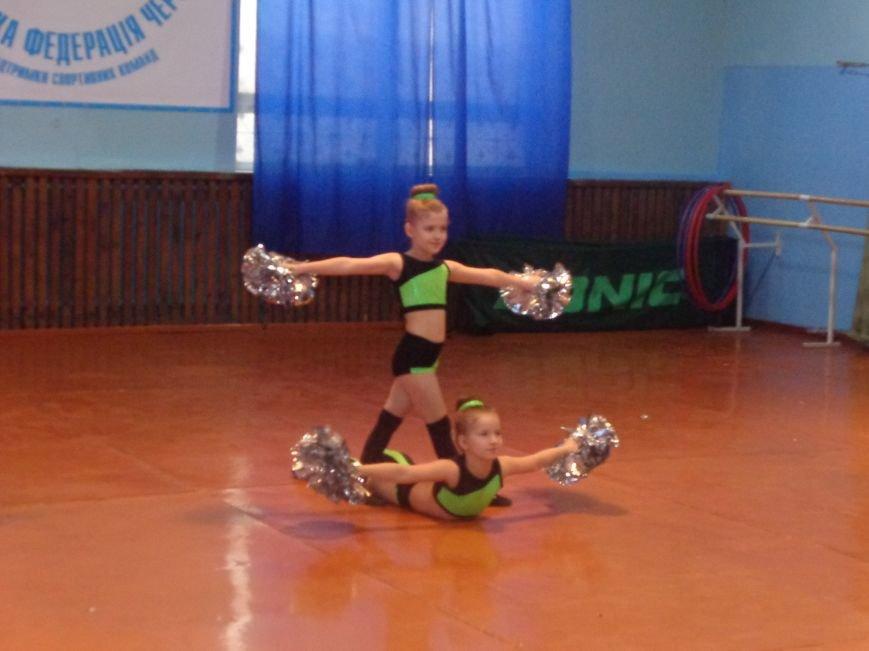 В Красноармейске прошли захватывающие и зрелищные соревнования по чирлидингу (фото) - фото 8