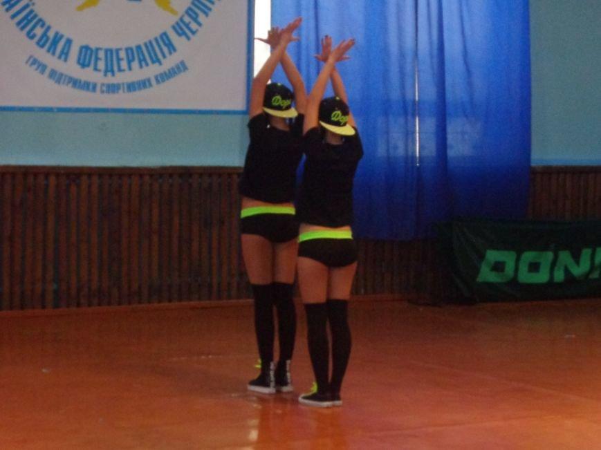 В Красноармейске прошли захватывающие и зрелищные соревнования по чирлидингу (фото) - фото 15