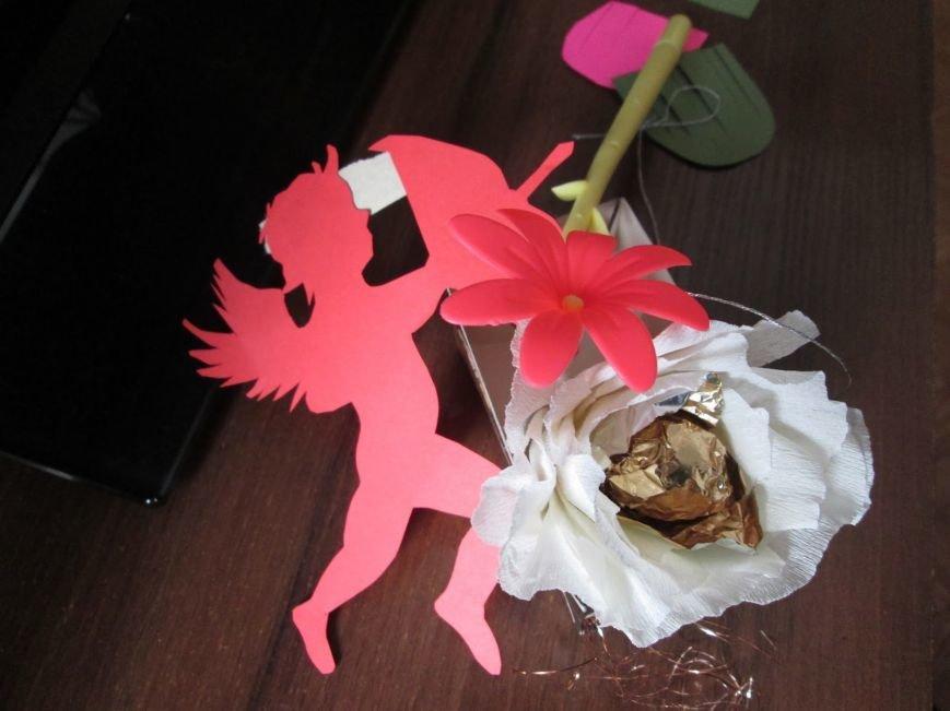 День всех влюбленных отметили в библиотеках Днепродзержинска, фото-8